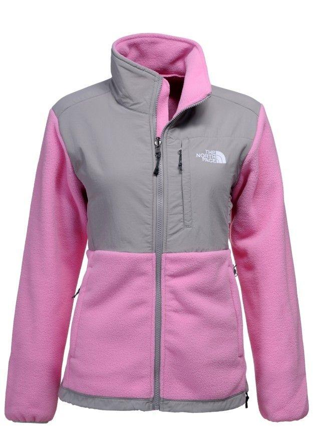 Best The North Face Denali Fleece Light Pink Women Jackets free shipping In  stock -  70 91c94e455