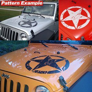 Hood Decals Jeep Wrangler Mods Jeep Wrangler Accessories Decals