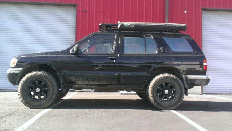 96 pathfinder lift kit
