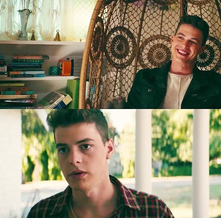 Josh Sanderson X To All The Boys I Ve Loved Before Israel