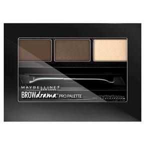 Maybelline® Eye Studio® Brow Drama™ Pro Palette - 255 Soft Brown : Target