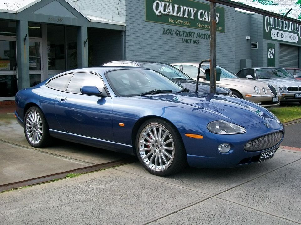 2005 Jaguar Xkr Supercharged
