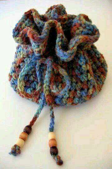 Pin von Brenda Alexander auf Crochet | Pinterest | Tasche häkeln ...