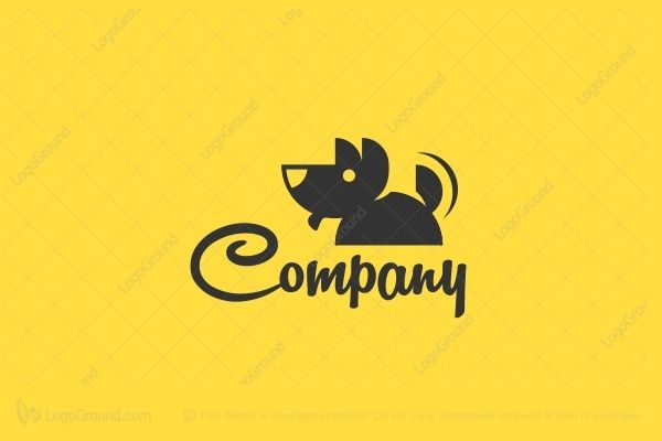 Dog Groomer Logo Dog Groomers Dog Logo Modern Dog