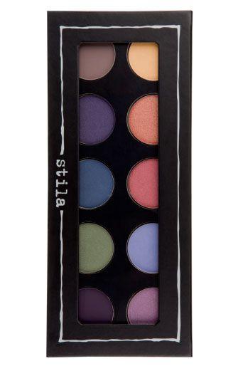 10 Pan Eye Shadow Palette