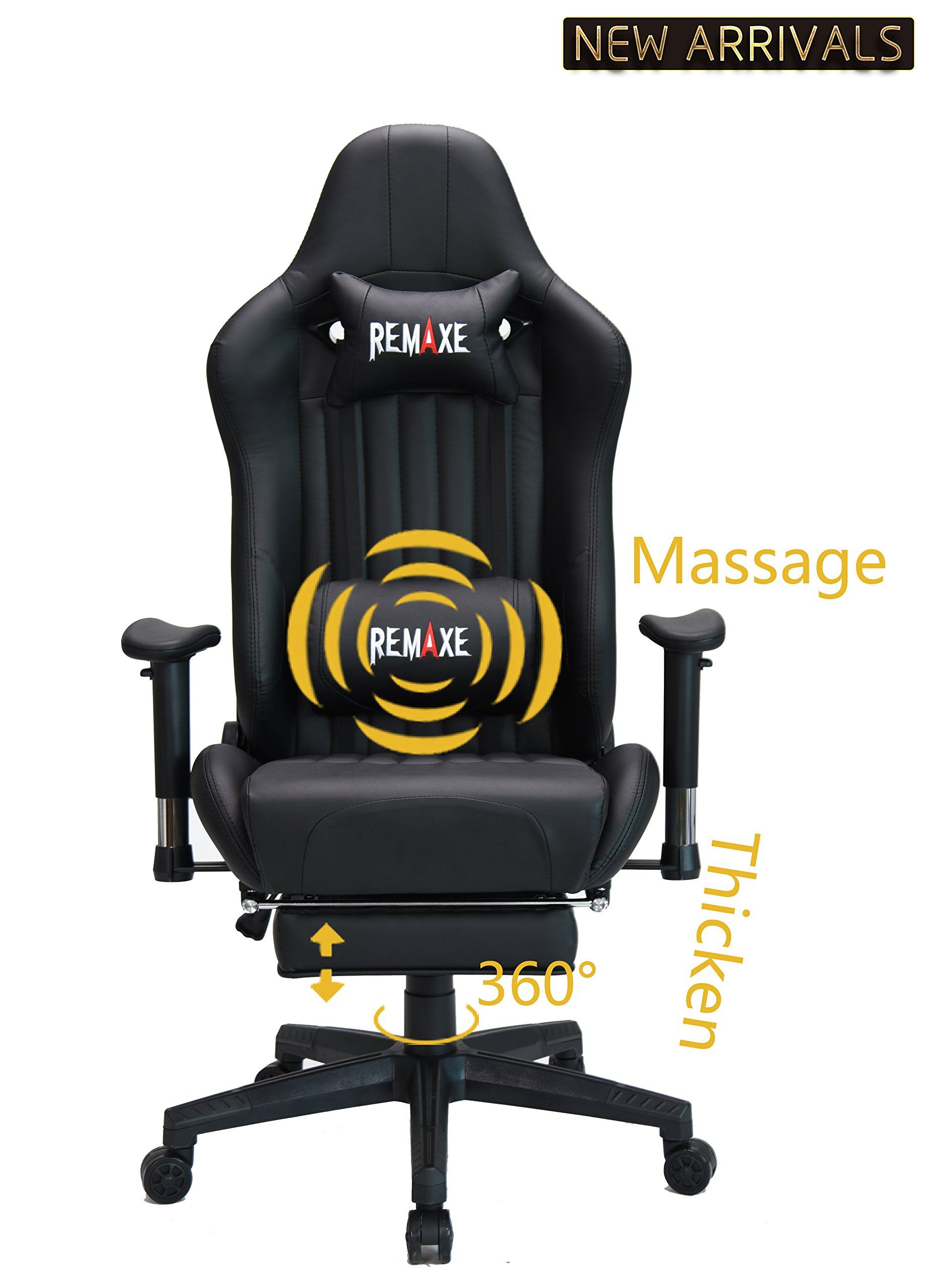 Terrific Large Size Computer Gaming Chair Ergomonic Racing Chair With Squirreltailoven Fun Painted Chair Ideas Images Squirreltailovenorg