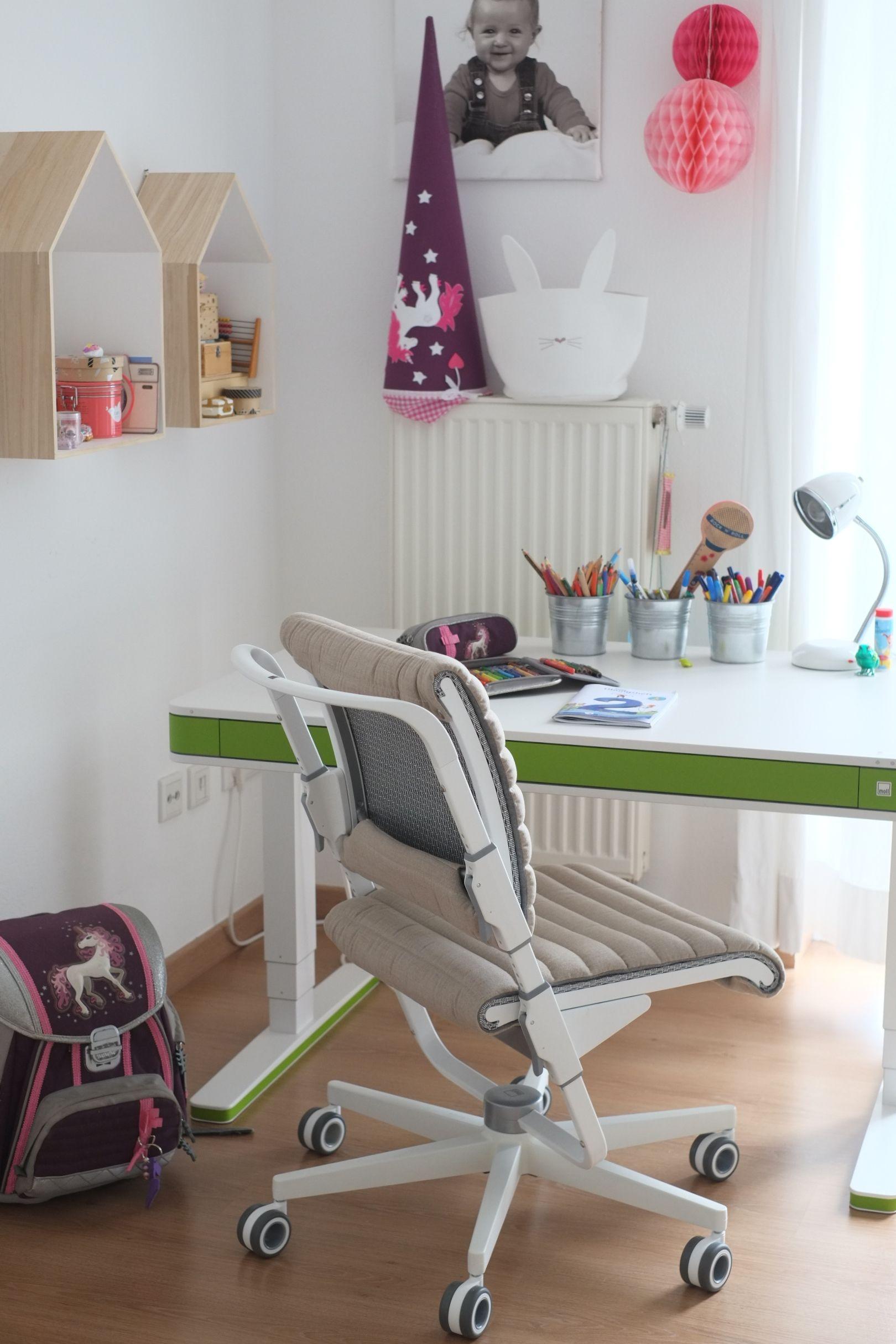 Für Einen Höhenverstellbaren Schreibtisch, Elektrisch Auf Knopfdruck, Für  Kinder Und Erwachsene.
