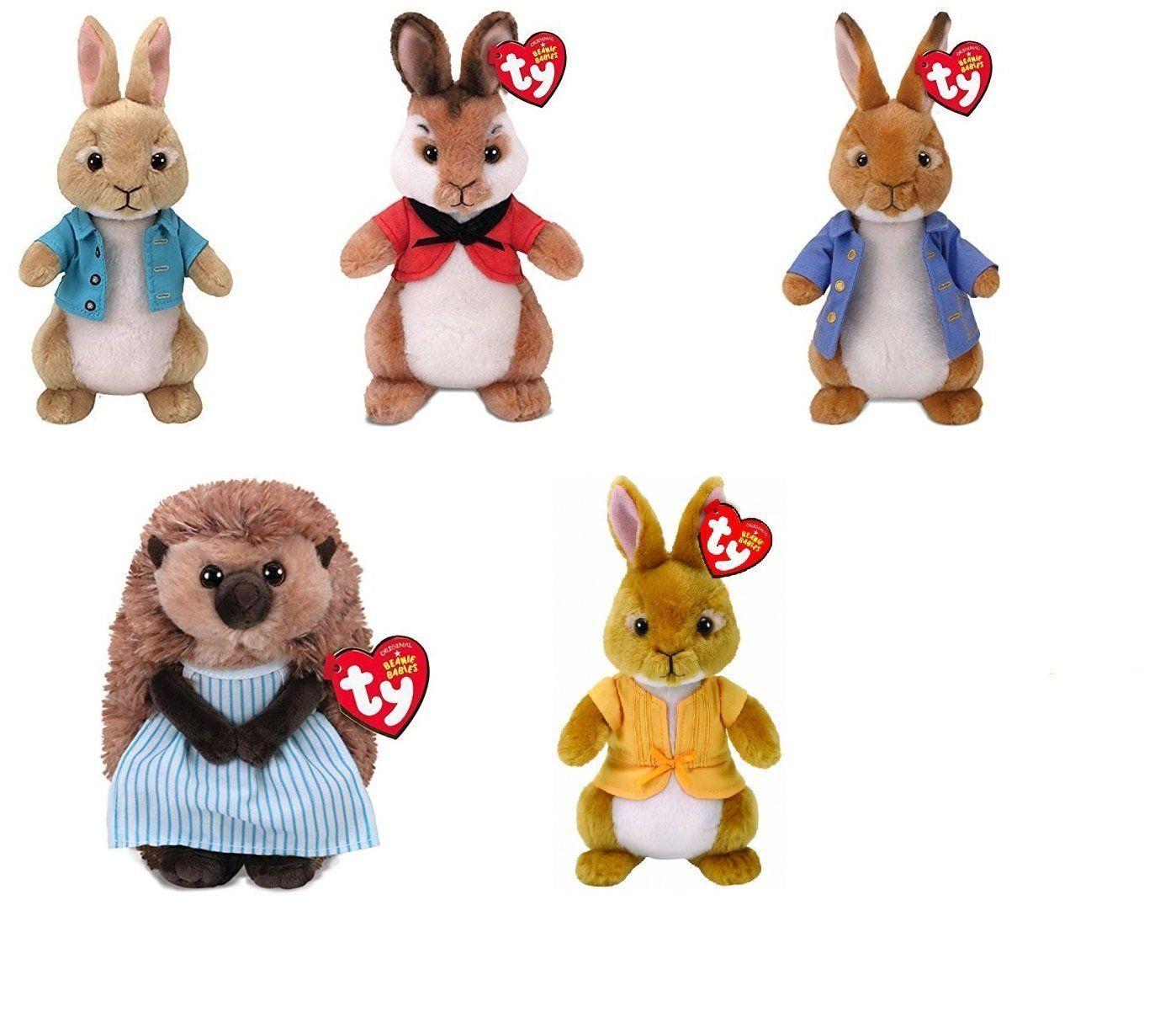Paw Patrol TY Beanie Baby 6 inch - MWMTs Stuffed Animal Toy ZUMA Labrador