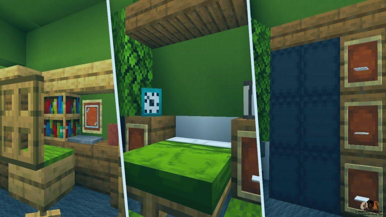 Cara Membuat Kamar Tidur Minecraft Indonesia Bangunanunikdiminecraft Bedwarsminecraft Calonsarjanaminecraft Cara Dekorasik Home Decor Modern Decor