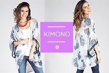 #TendenciaPrimaveraVerano Kimonos e inspiración oriental. Prendas que nos transportan a lugares exóticos.  Este verano los diseñadores optan por imitar la silueta del kimono con ajustadas cinturas y cinturones gruesos. #FelizSábado  http://www.pinkett.com.mx/collections/primavera-2015/products/kimono