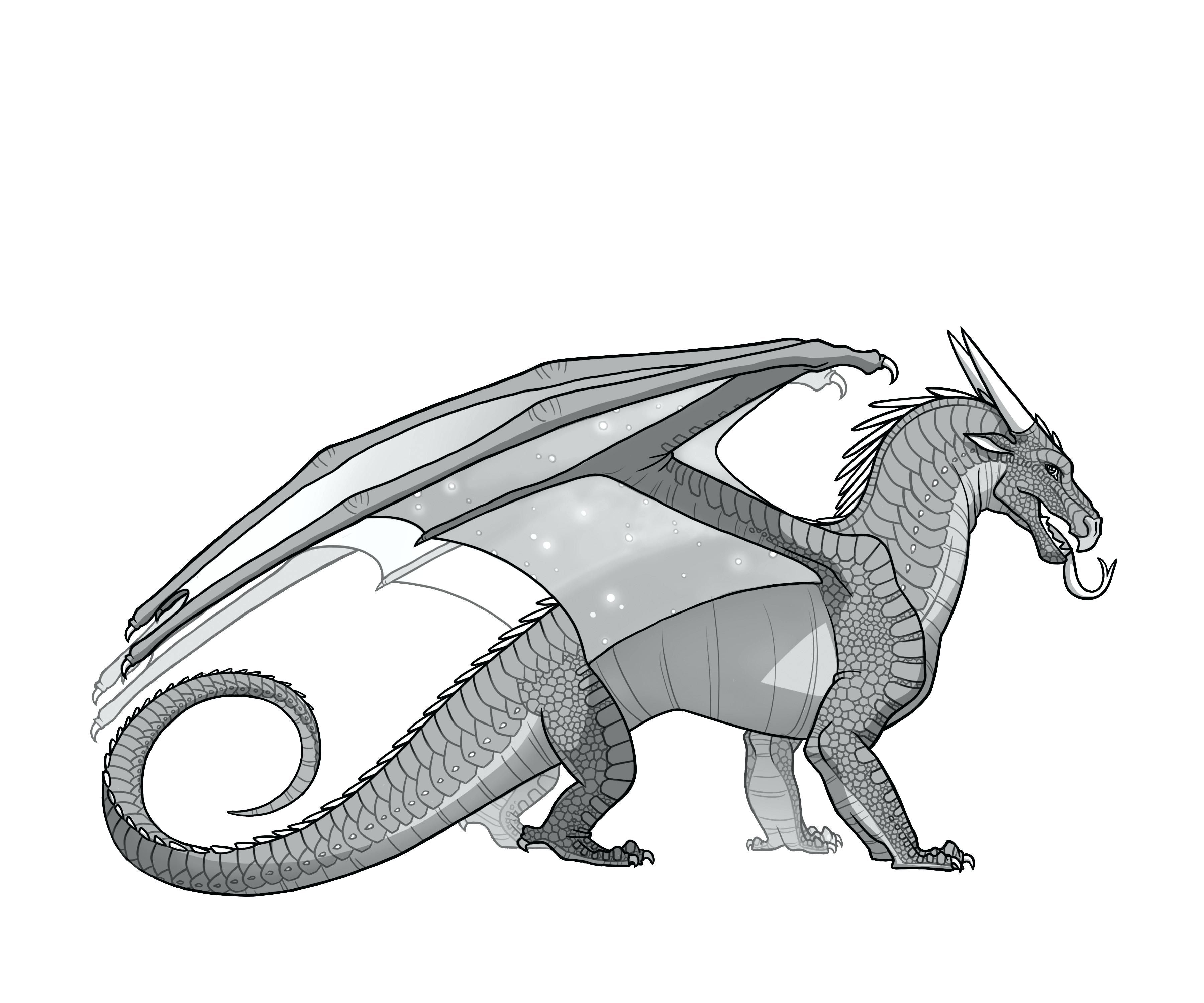 Wings Of Fire Coloring Pages Wings Of Fire Wings Of Fire Dragons