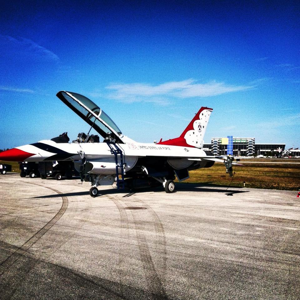 Daytona 500 US Air Force. Air fighter