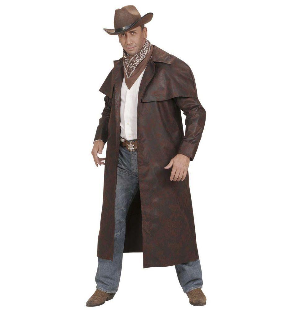 Duster Coat Western Cowboy Wild West Fancy Dress Male Mens Clothes Shoes Accessories Fancy Dress Period Costu Wild West Fancy Dress Coat Western Cowboy