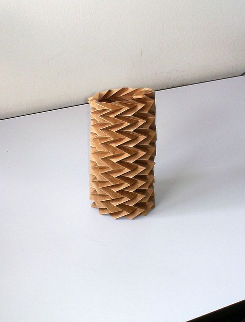 Dodecagonal Foldable Cylinder Via Flickr