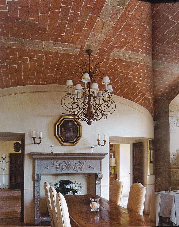 Italian Rustic How To Use Tuscan Design Elements In Your House