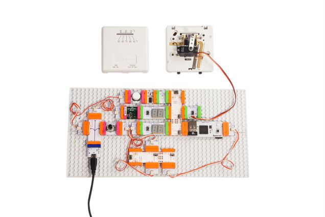 LittleBits Now Lets You Build Your Own DIY Electronics