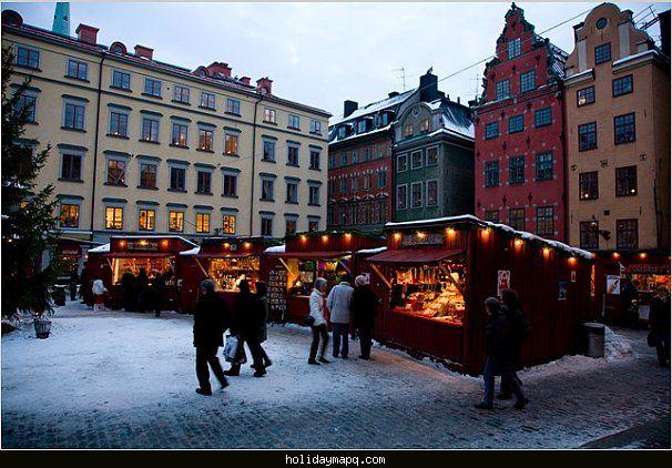 Shopping In Sweden Sweden Scandinavian Holidays City Travel