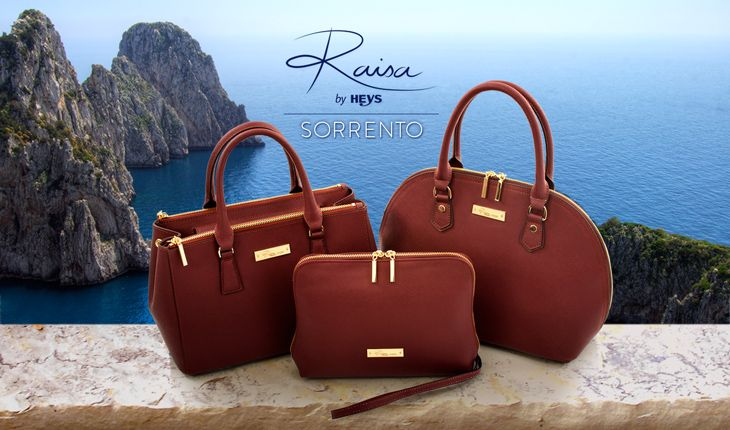 Raisa By Heys Fashion Handbags