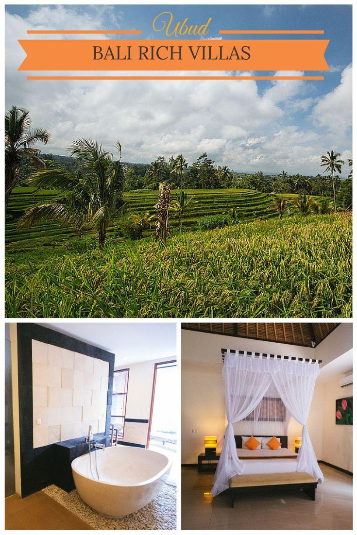 Review Bali Rich Villa S Ubud Bali Ubud Travel Destinations Asia