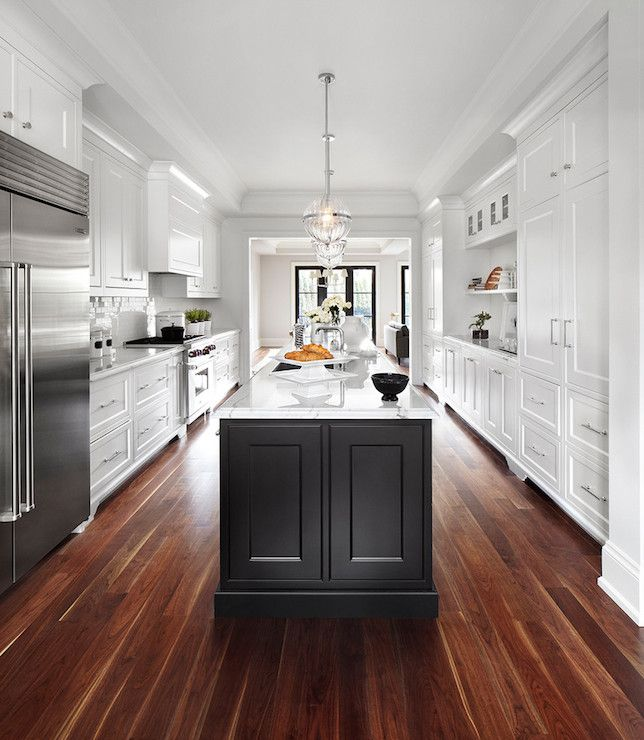Small Galley Kitchen Ideas Design Inspiration: Long Kitchens, Long