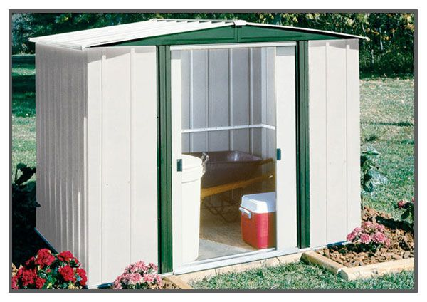 Garden Sheds 6 X 6 arrow hamlet shed, hm 6'x5' | sheds | pinterest | arrow, garage