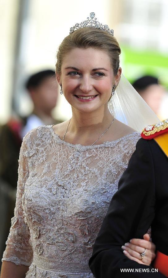 grand duke of luxembourg wedding - Google Search