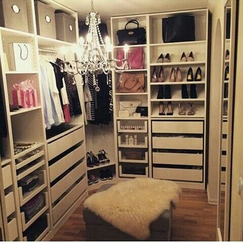 Dream Closet For My Condo