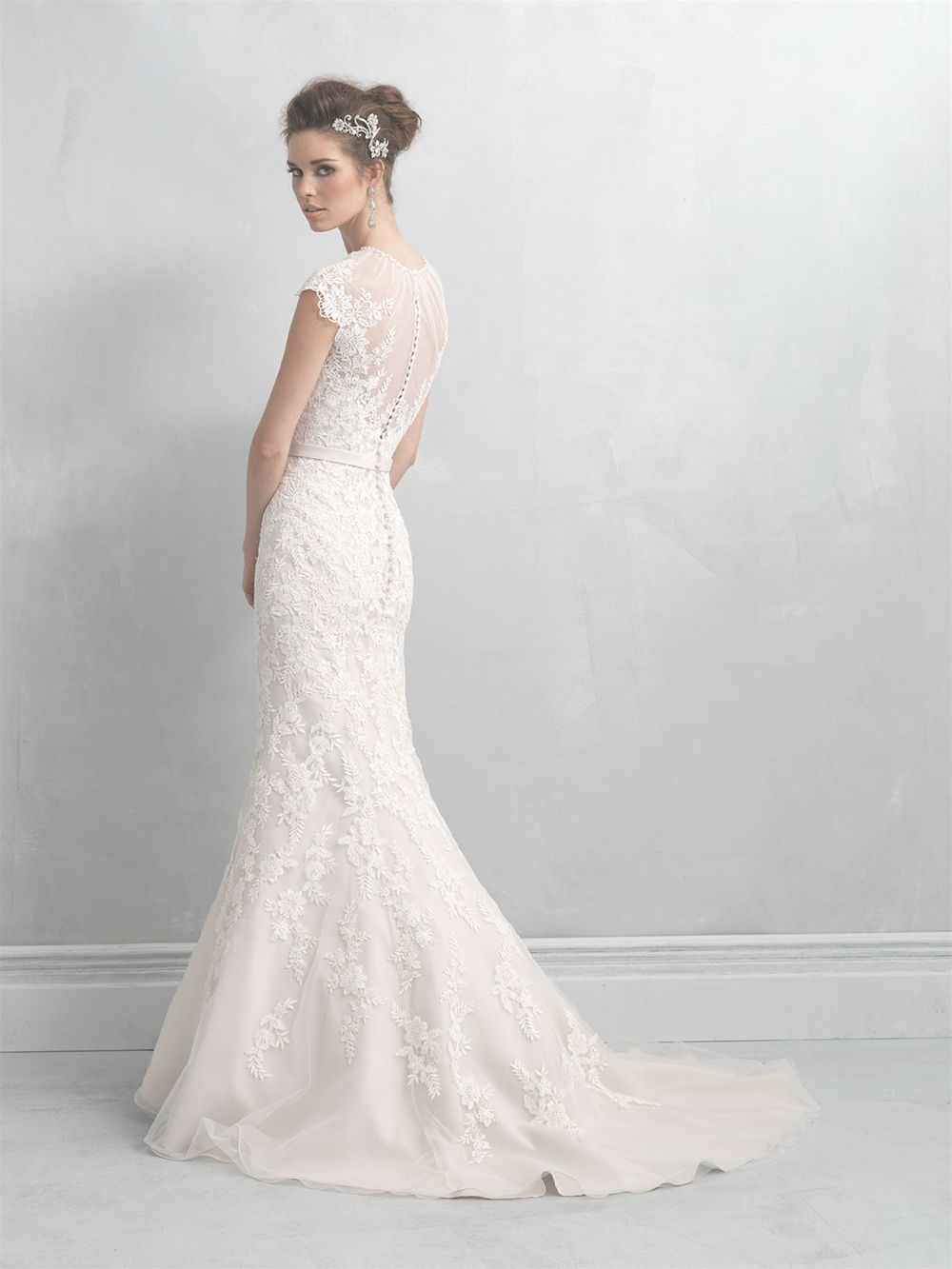 Allure bridals madison james collection style mj available
