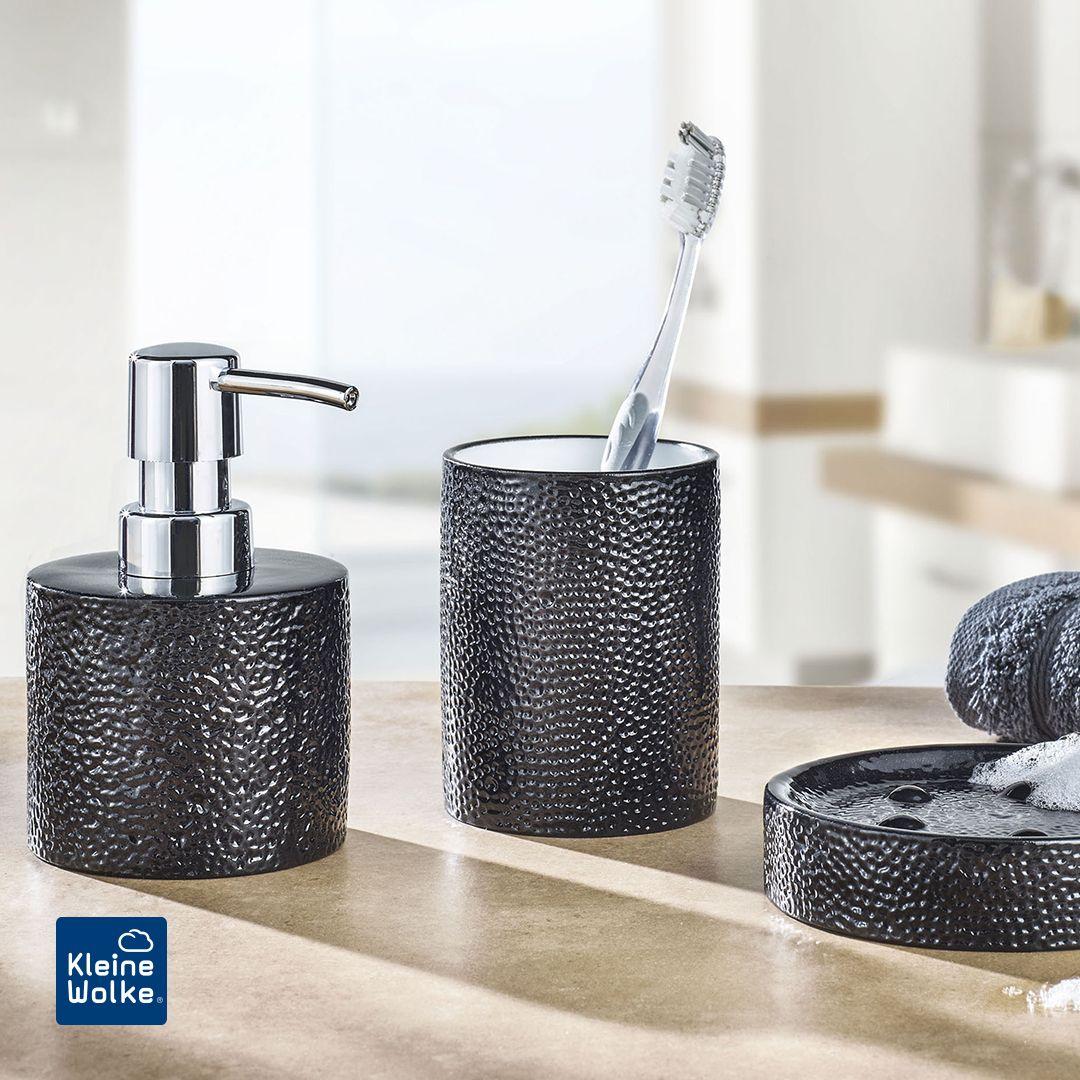 Seifenspender Zahnputzbecher Monroe Kleine Wolke In 2020 Seifenspender Badezimmer Accessoires Zahne Putzen