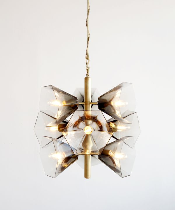 Margot George Chandelier by Egg Collective