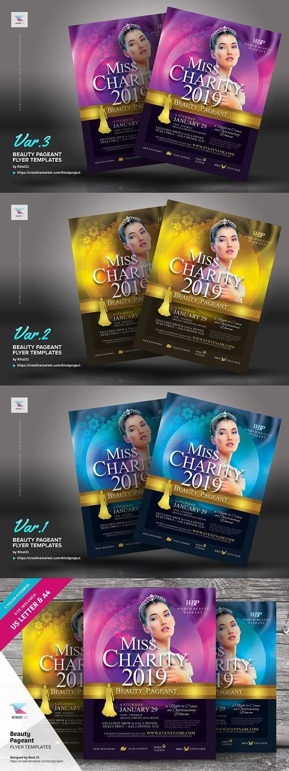 beauty pageant flyer templates flyer templates pinterest flyer template templates and graphic design