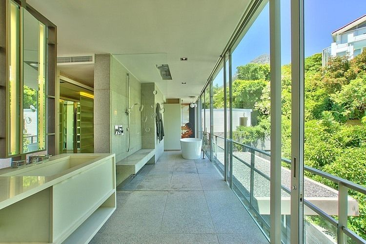 Designed by Greg Wright #Architects, this private residence is