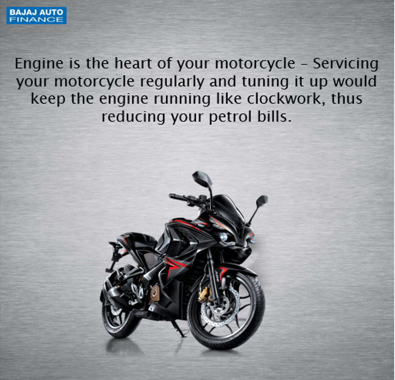 Motorcycle Safety Tiptuesday Bajaj Auto Car Finance Motorcycle