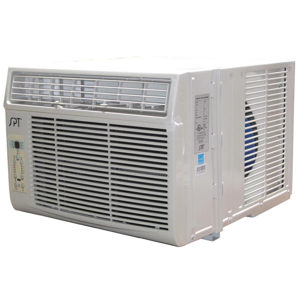 Spt 12 000 Btu Energy Star Window Air Conditioner With Follow Me
