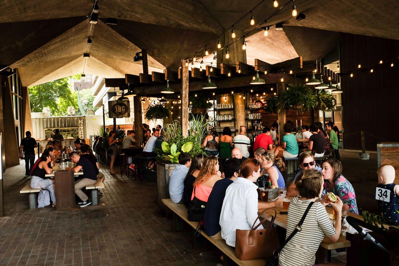 Independence Beer Garden | Philadelphia | Pinterest | Beer garden ...