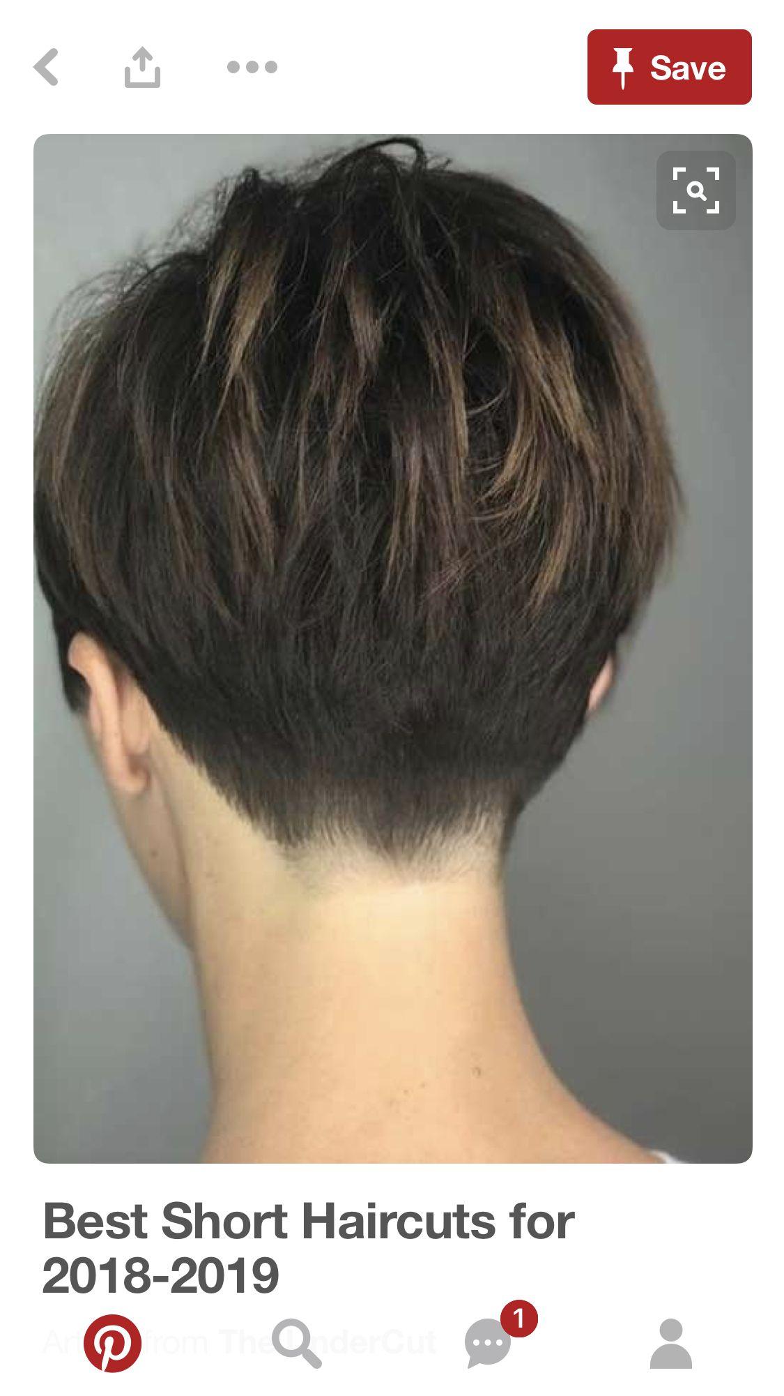 Pin On Schone Frisuren Kurze Haare