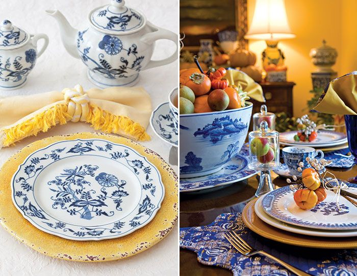 The Appeal of Blue and White China - TeaTime magazine