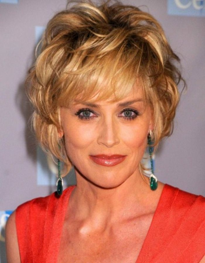 Cute Hairstyles For Women In Their 50 S Hair Styles Short Shag