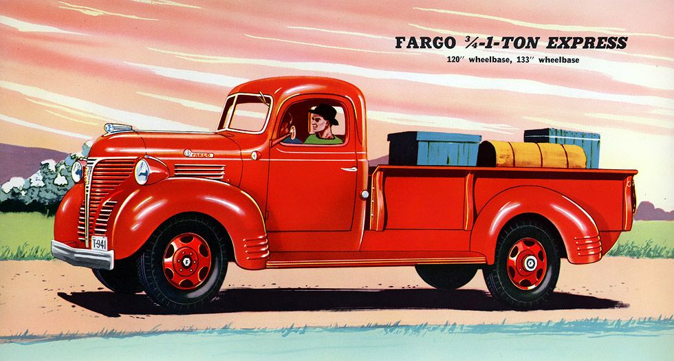 1941 Fargo Pickup Truck