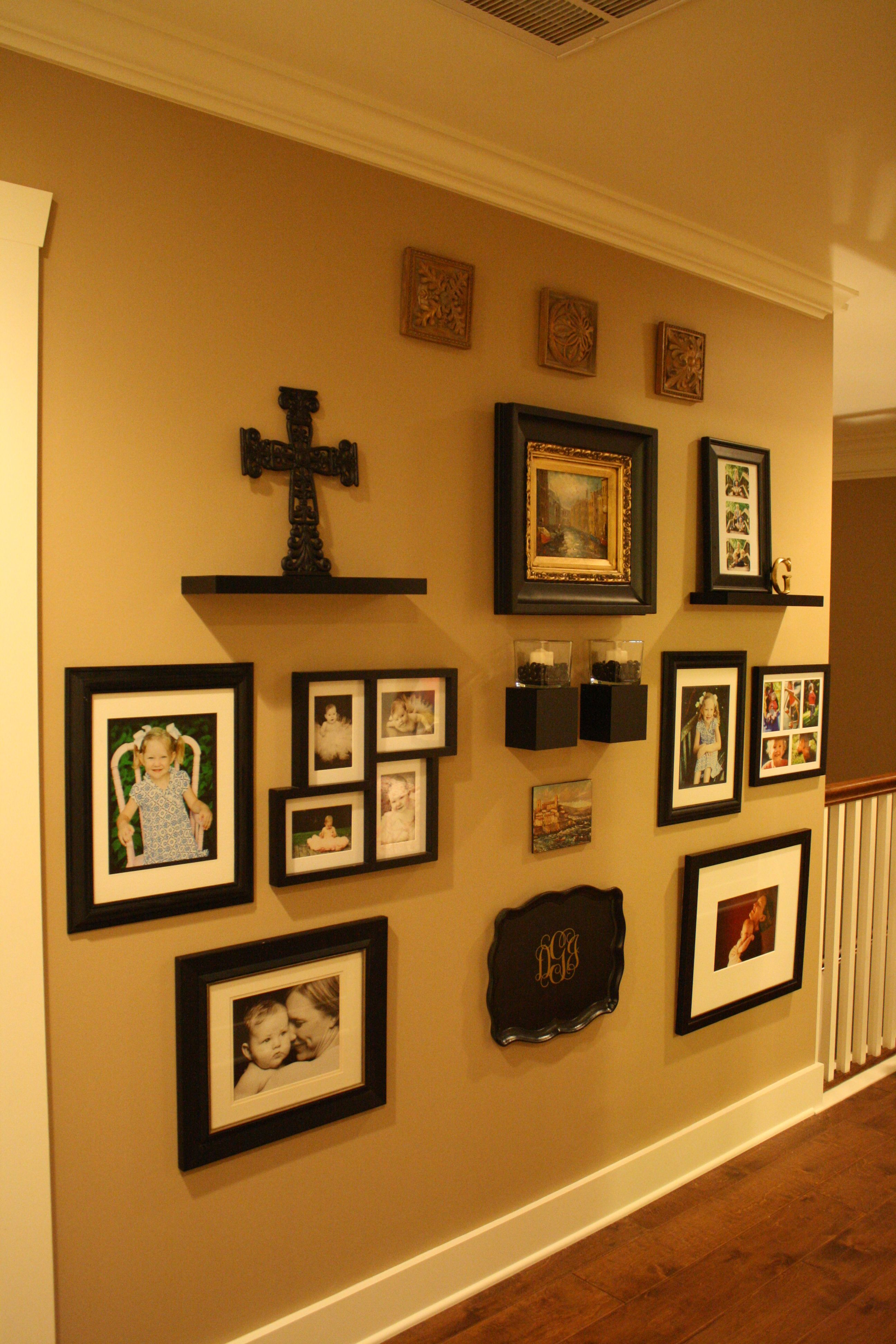 How to finally start your gallery wall shelves gallery wall and