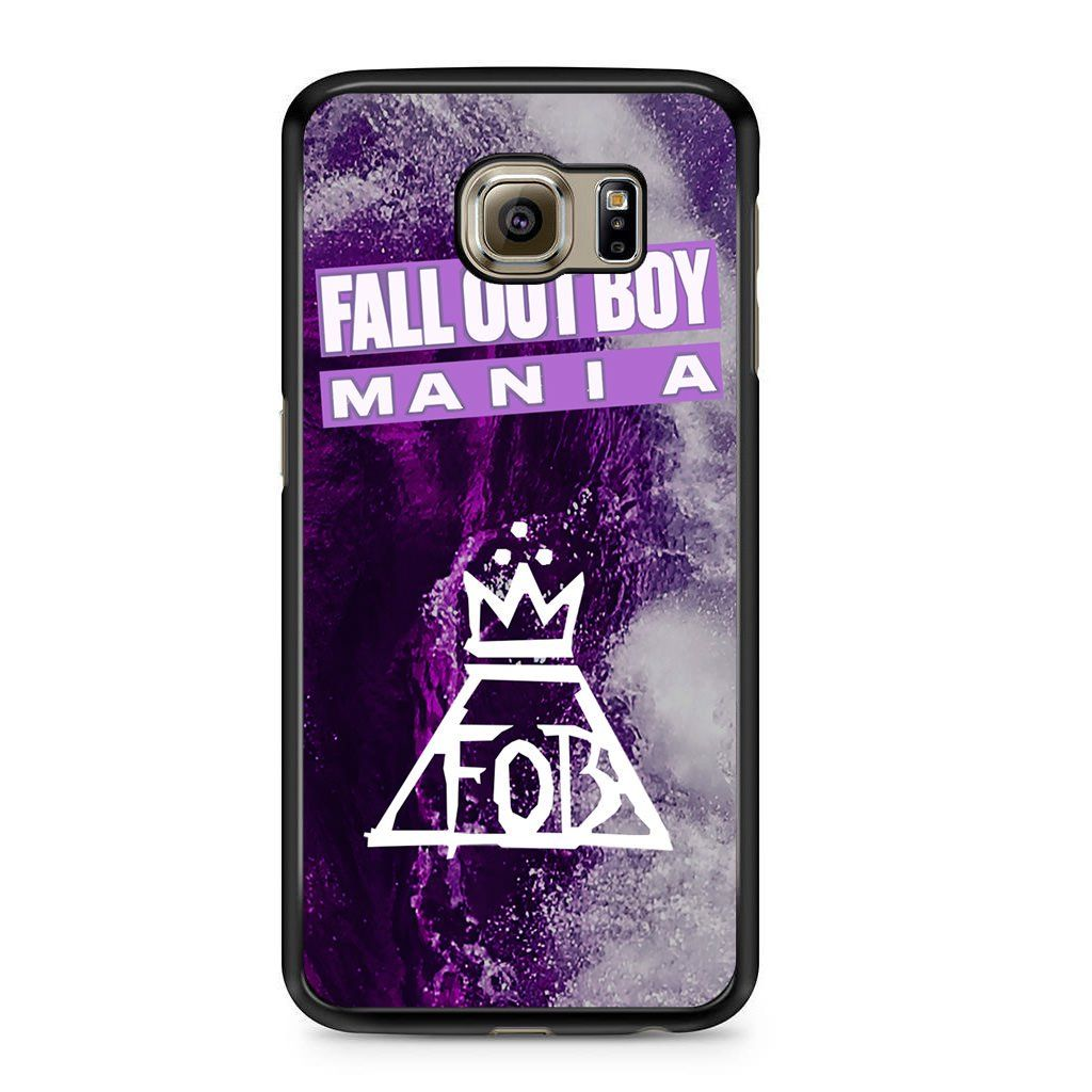 new concept 1d24e ea5bc Fall Out Boy The Mania For Samsung Galaxy S6 Case in 2019 | disney ...
