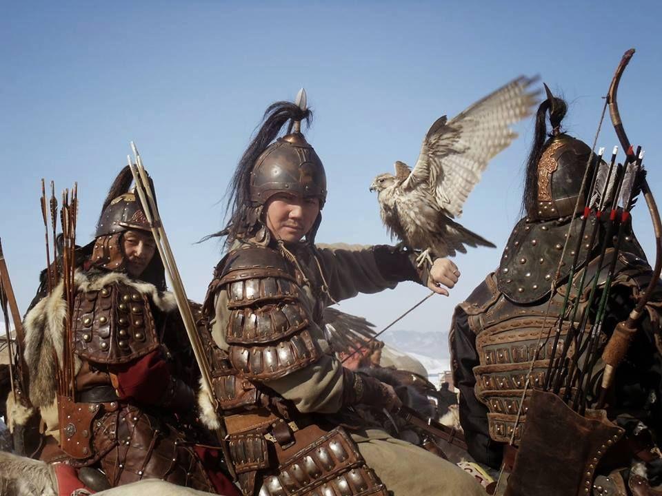 фото доспехов монголо татар такое неё есть