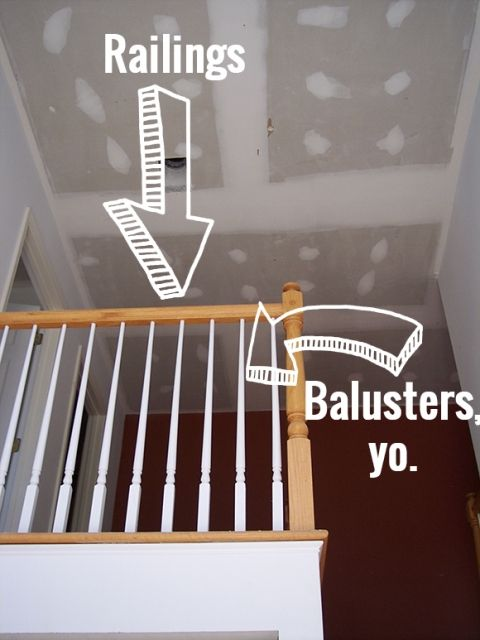 Best Balusters Vs Stair Railing How To Stain Wooden Railings 400 x 300
