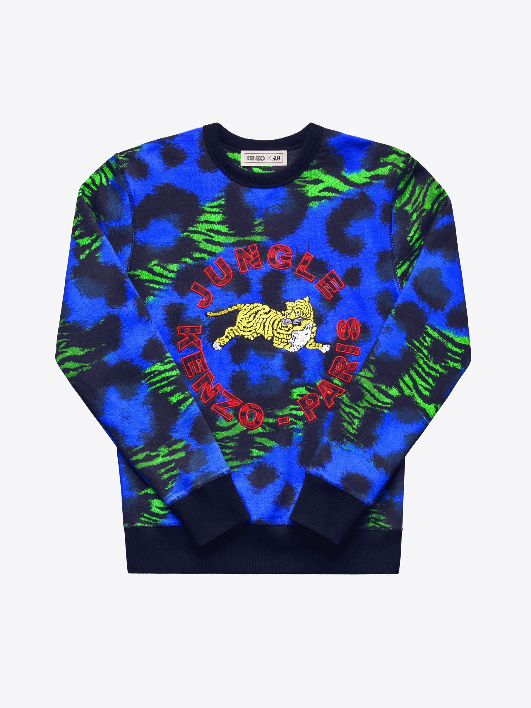 4201cf1a7dc0 What s On Your Kenzo X H M Wish List