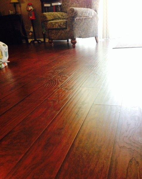1 Year Later Select Surfaces Laminate Flooring Canyon