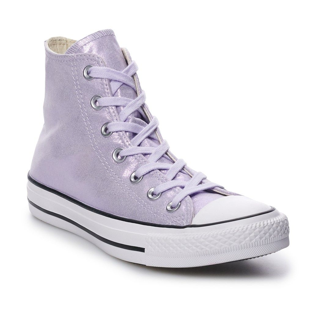 Women's Converse Chuck Taylor All Star Shimmer High Top
