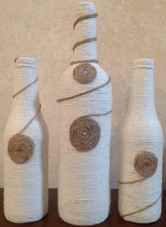 Add some style and elegance to your wedding table decor with This classy Spiral design vase with bead detail.