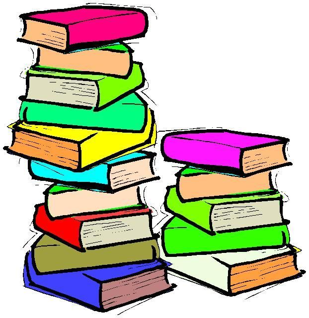 18+ Stack of books clipart free ideas in 2021