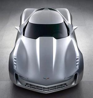2014 Chevrolet Corvette.  wow.  step up much?