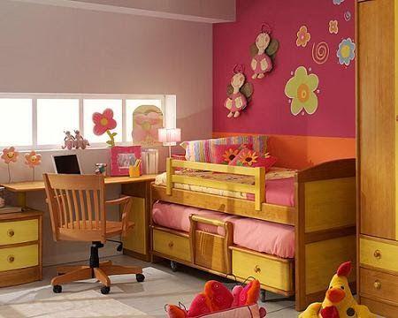 habitaciones para niños en espacios pequeños - Buscar con Google